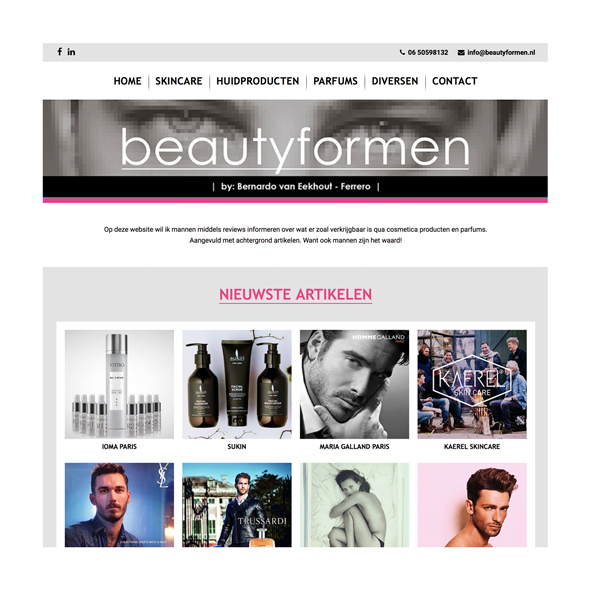 Beauty For Men